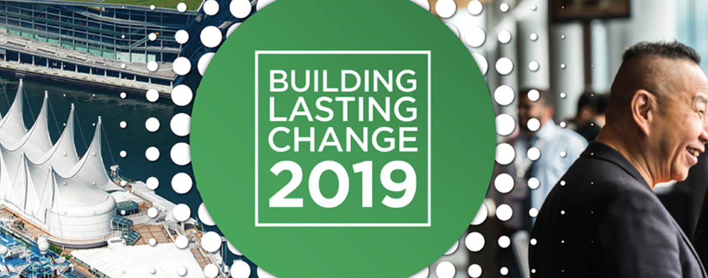 631629a18a00 Building Lasting Change 2019 is Canada Green Building Council s largest  annual green building event. For more information and to register