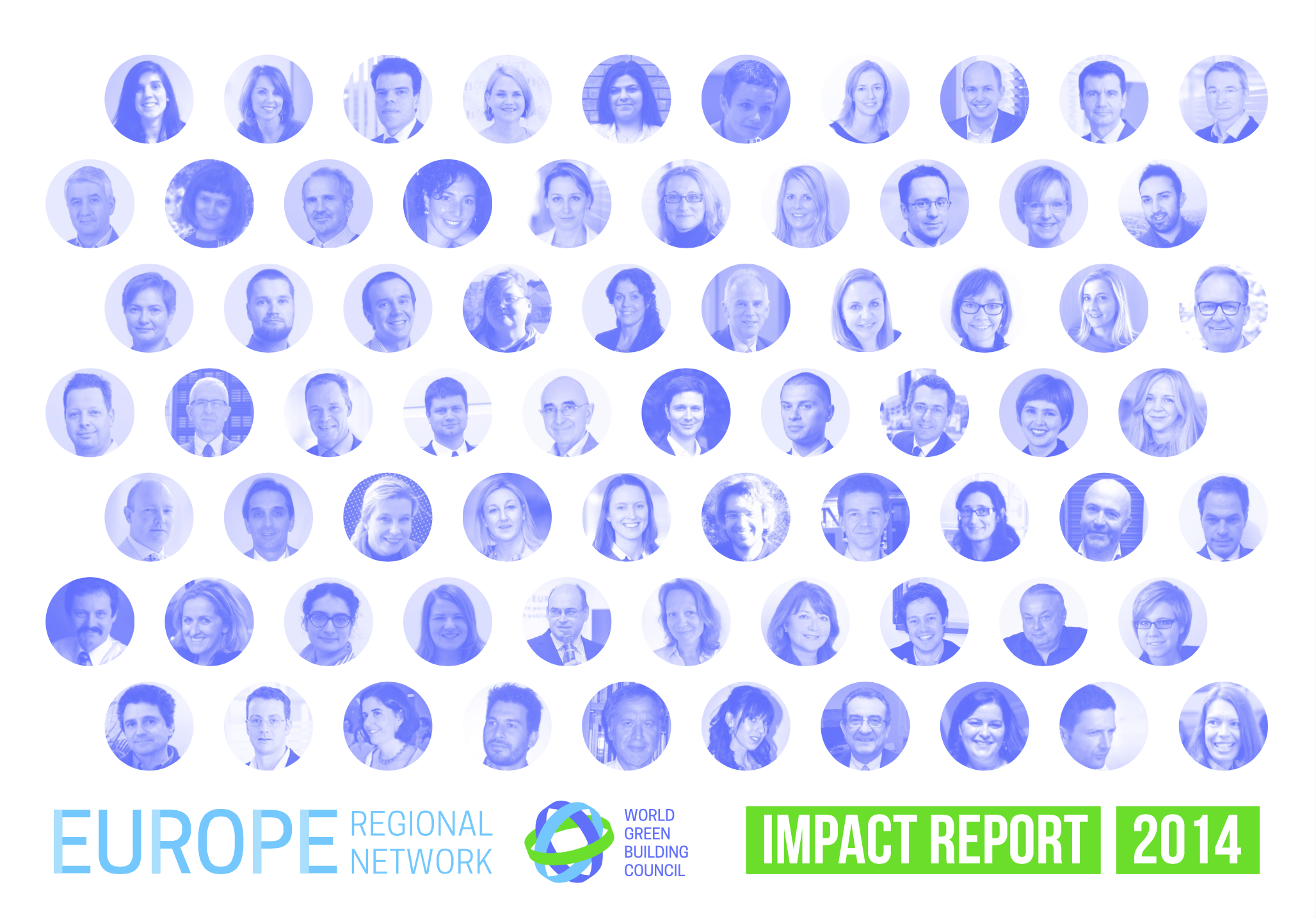 Europe Regional Network Impact Report 2014 World Green Building